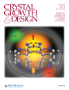 "okładka publikacji  ""New Thiadiazole Dioxide Bridging Ligand with a Stable Radical Form for the Construction of Magnetic Coordination Chains"", Crystal Growth and Design, 2014, 14, 4878-4881"